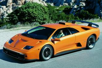 Lamborghini Diablo GT' 1999