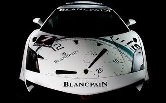 Болид Lamborghini Gallardo Super Trofeo №7