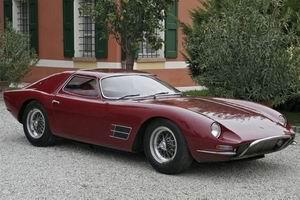 Lamborghini 400 GT Monza' 1966