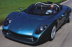 Lamborghini Raptor (Zagato)' 1996