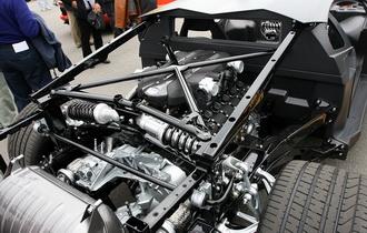 Lamborghini Avendator LP700-4' 2011